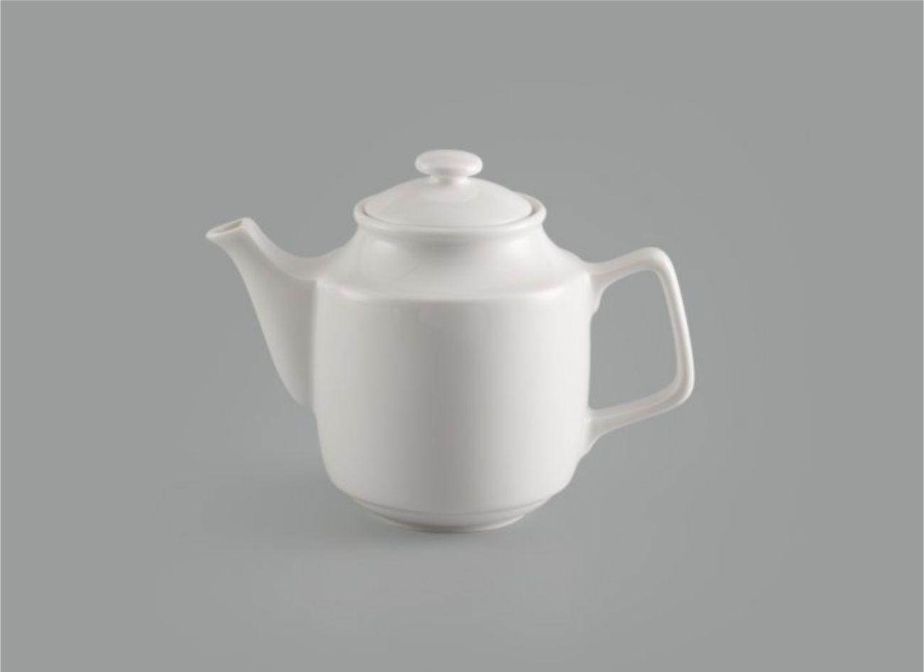 Bình trà 1.1L + nắp Jas Lys Trắng Ngà 011194000