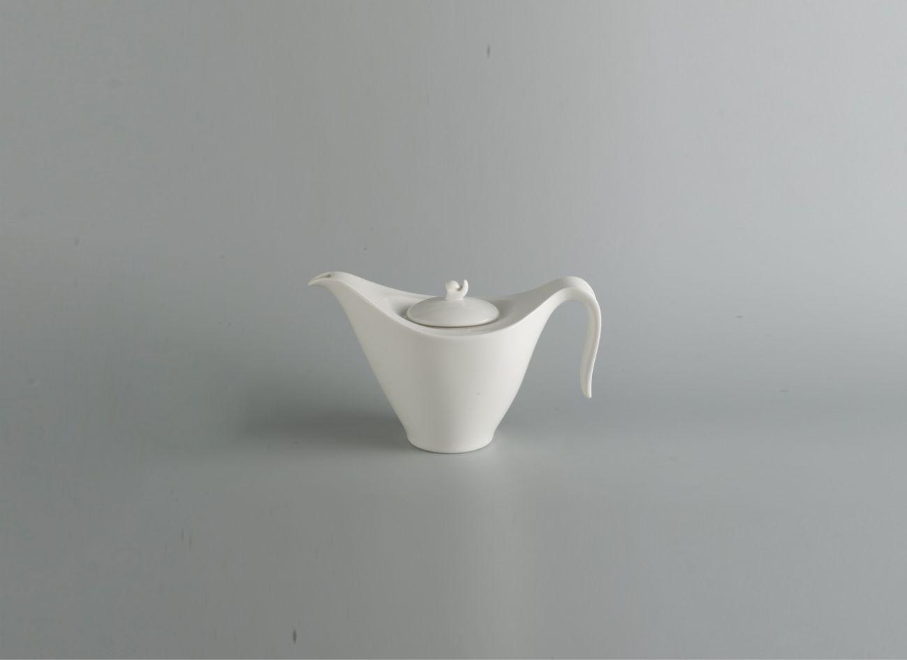 Bình cà phê 0.42L + nắp Anh Vũ Lys Trắng Ngà 014279000