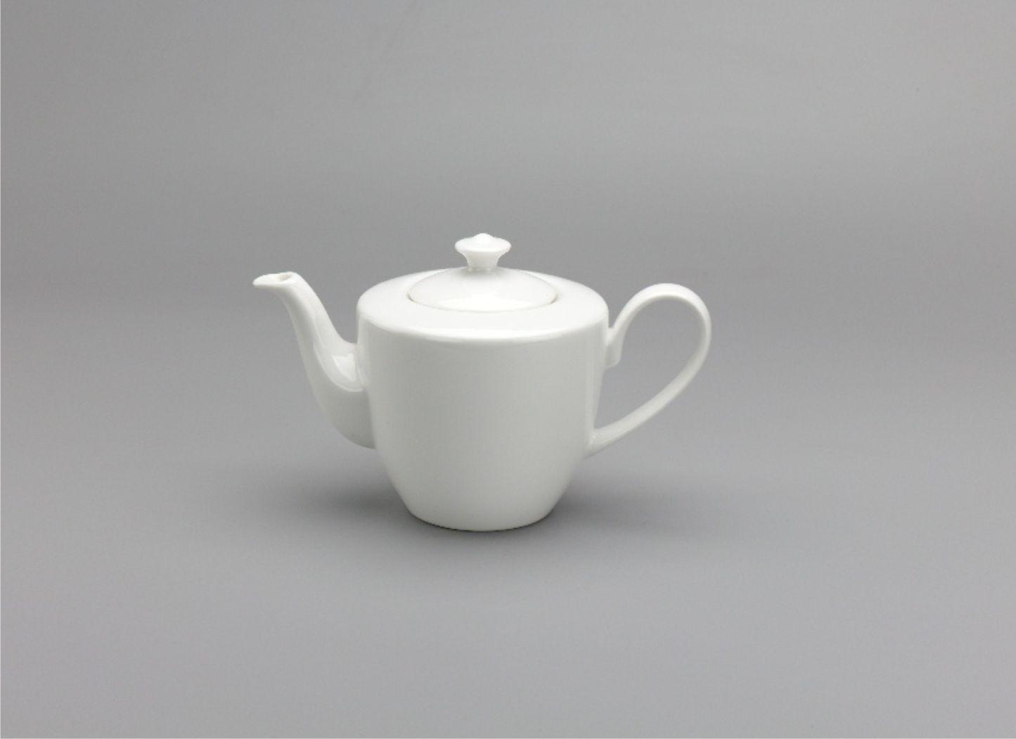 Bình trà 0.45L + nắp Daisy Lys Trắng Ngà 014590000
