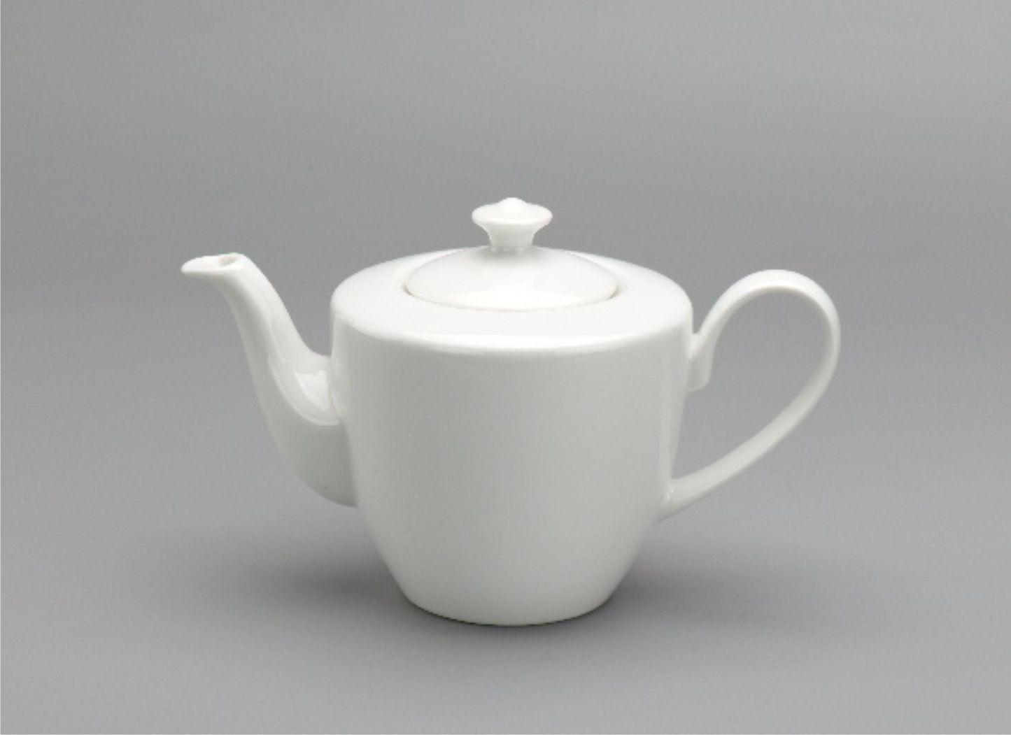 Bình trà 0.65L + nắp Daisy Lys Trắng Ngà 016590000