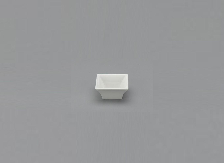 Chén chấm vuông 7cm Anh Vũ Lys Trắng Ngà 030792000