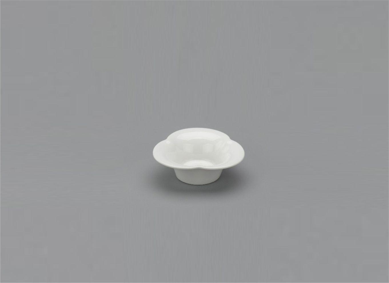 Chén cánh hoa 10cm Anh Vũ Lys Trắng Ngà 031042000
