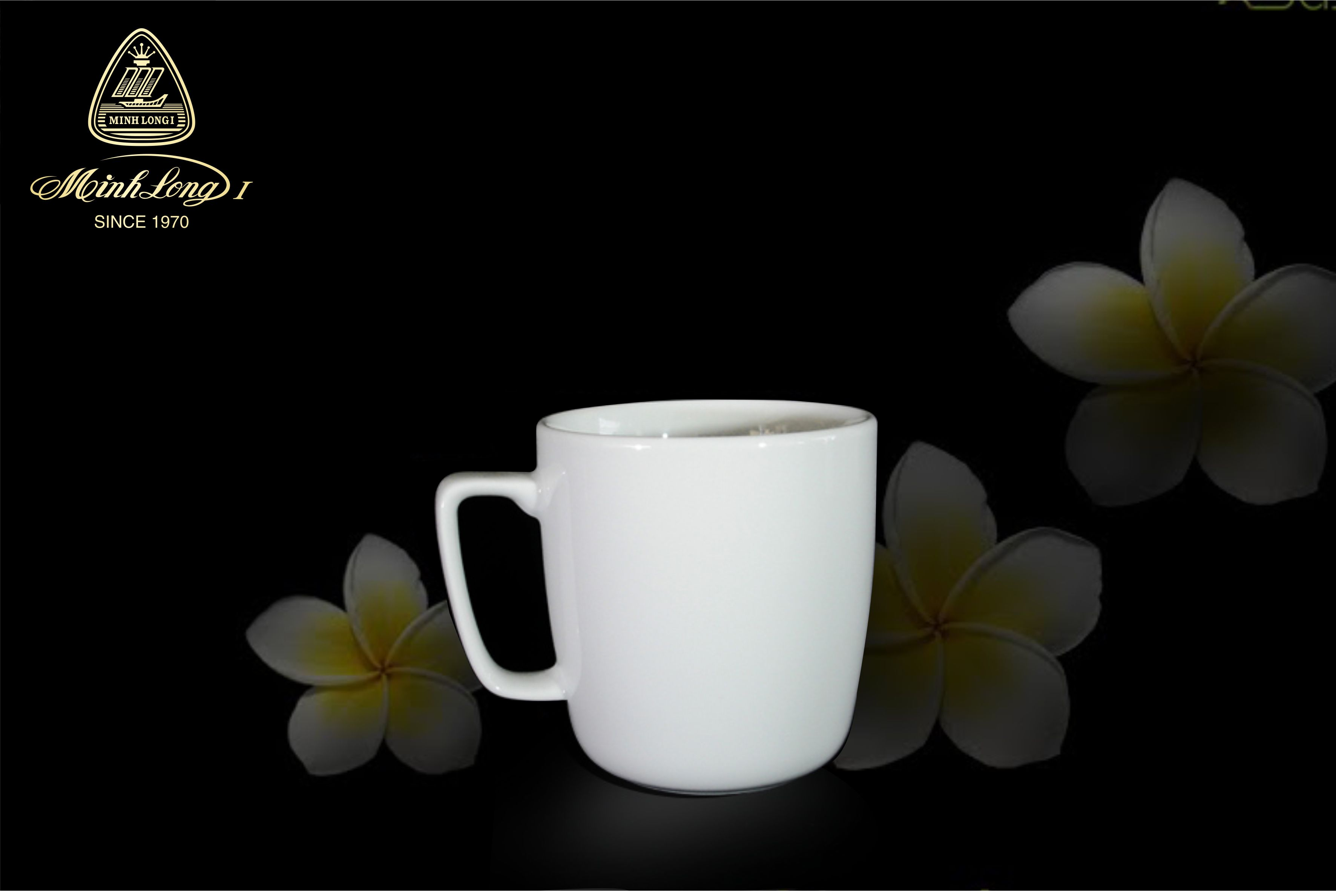 Ca trà 0.38L JAS Trắng 153817000 Minh Long
