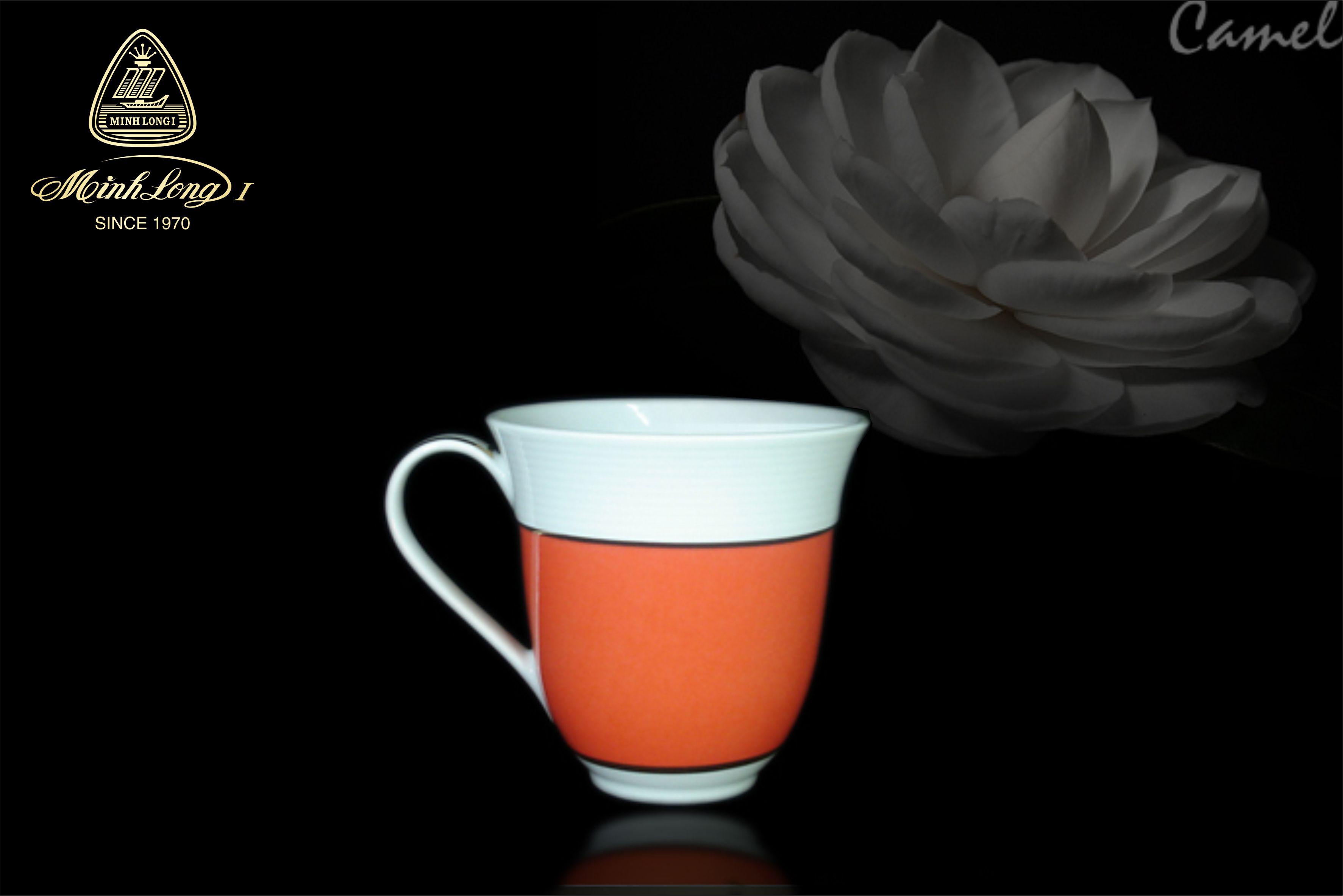 Ca trà 0.4L Came Cam Đỏ 154040337 Minh Long