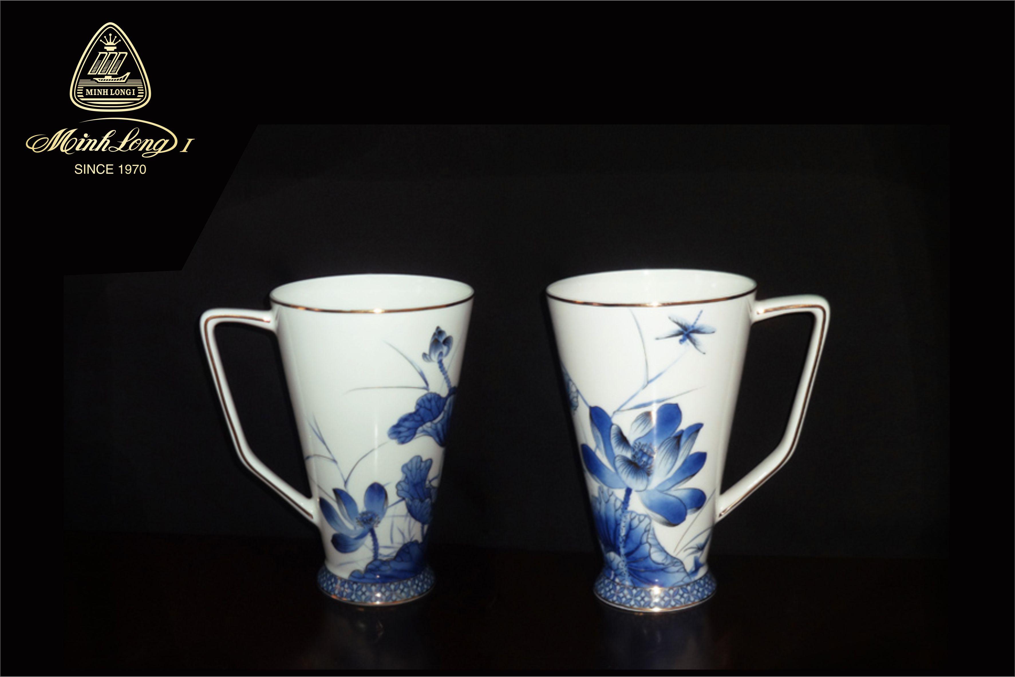 Ca trà 0.5L Tulip Ngà Sen Vàng 155045345 Minh Long