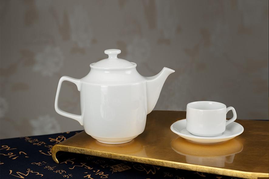 Bộ trà 0.7L Jasmine Trắng 01071100003 Minh Long