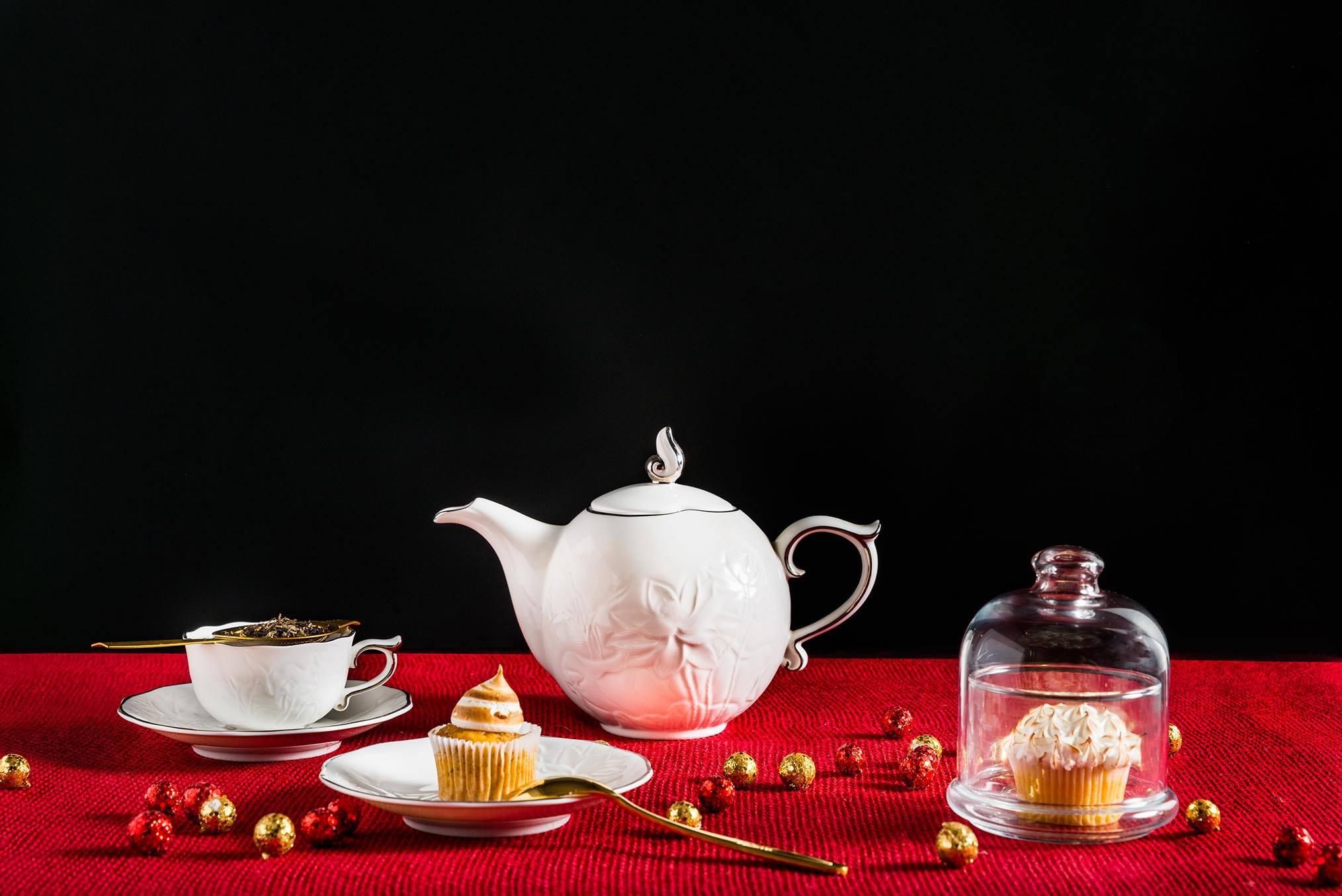 Bộ trà 0.7L SEN IFP Chỉ Bạch Kim 68701404303 Minh Long