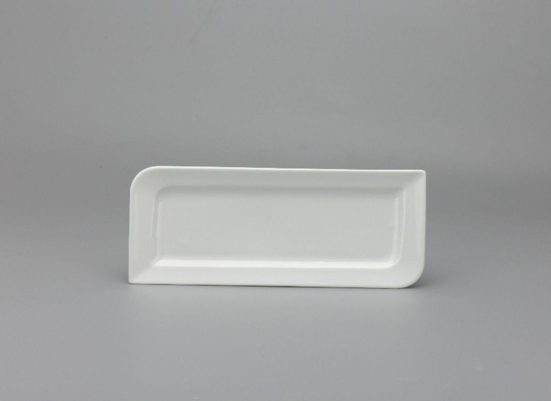 Dĩa chữ nhật dài 25 x 10.5cm Anh Vũ Lys Trắng Ngà 432518000