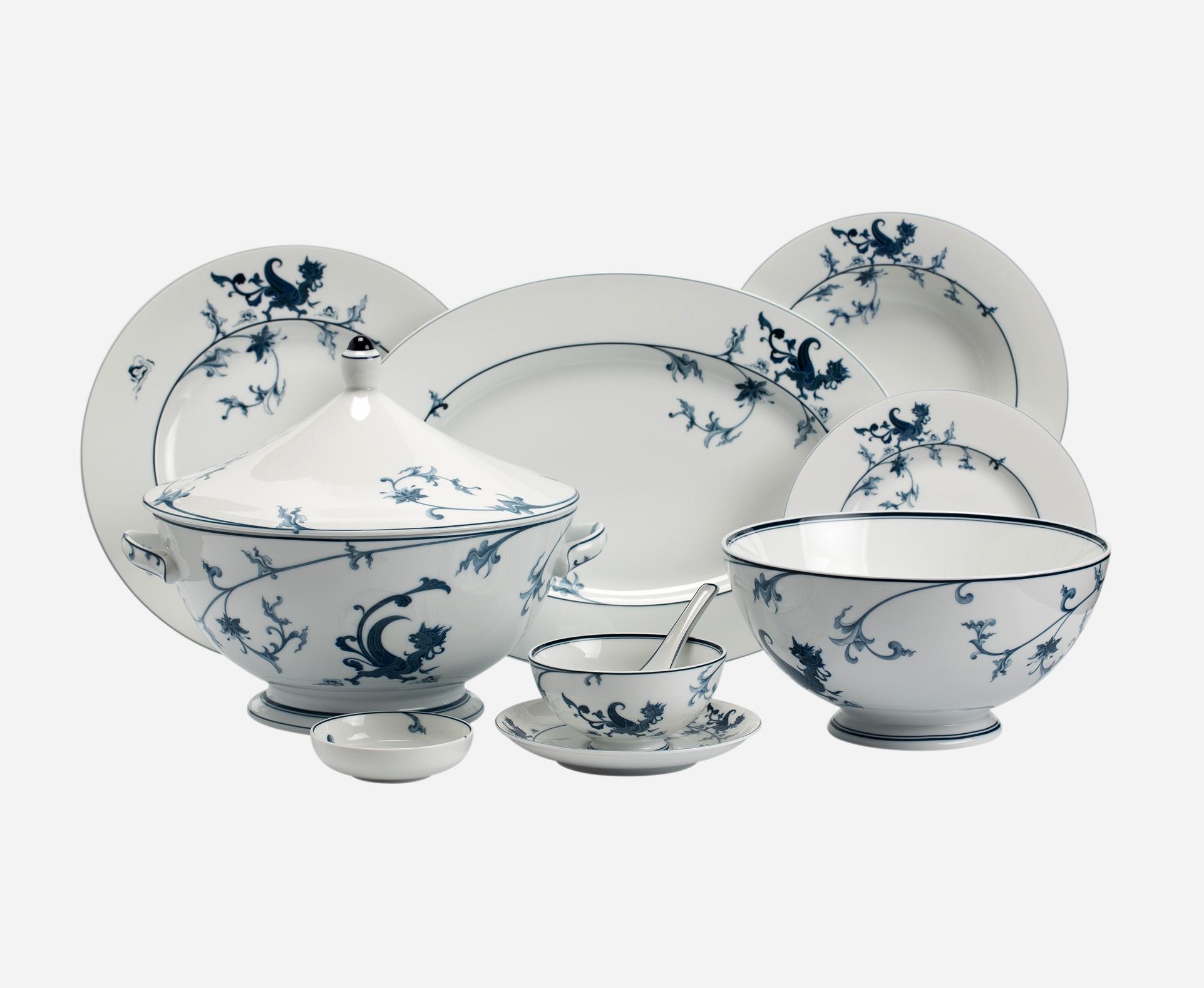 Bộ bàn ăn 30sp Hoàng Cung Lạc Hồng 30208 Minh Long