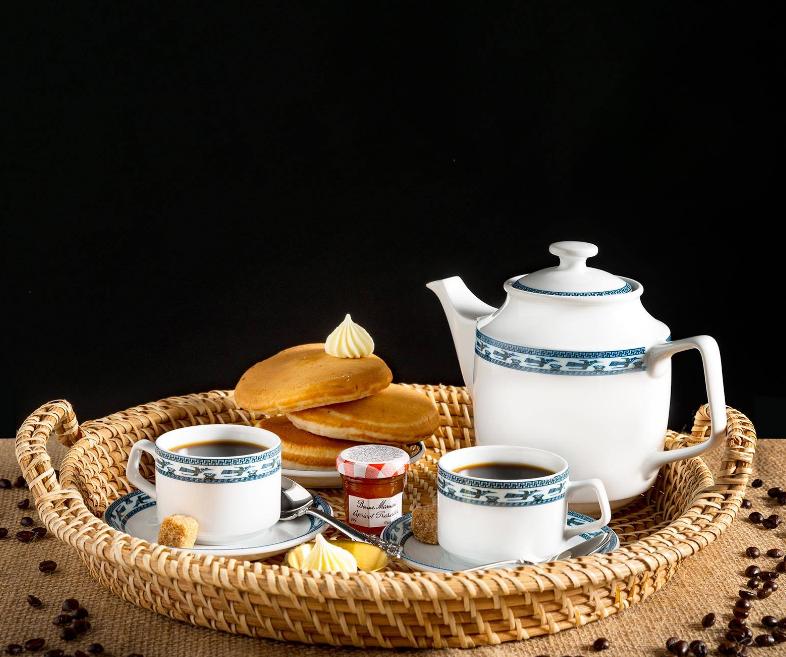 Bộ trà 0.7L Jasmine Chim Lạc 01071138503 Minh Long