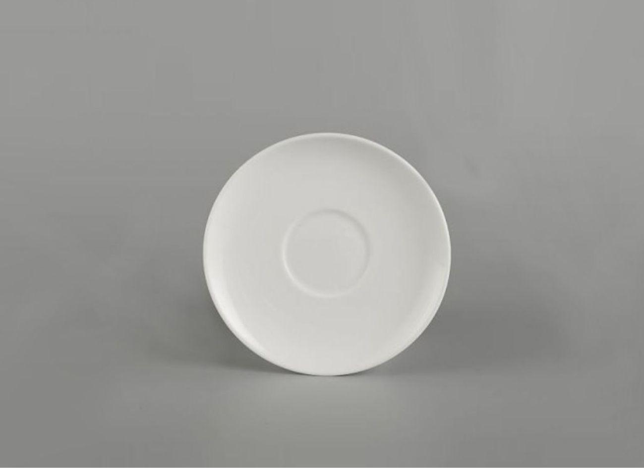 Dĩa lót tách Cappuccino 17cm Daisy Lys Trắng Ngà 581783000