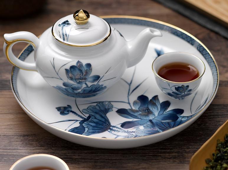 Bộ trà 0.35L Jasmine Sen Vàng 01357234503 Minh Long