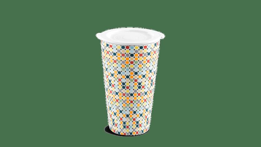 Ly sứ dưỡng sinh 0.48 L (K1) - Mosaic (LTD)