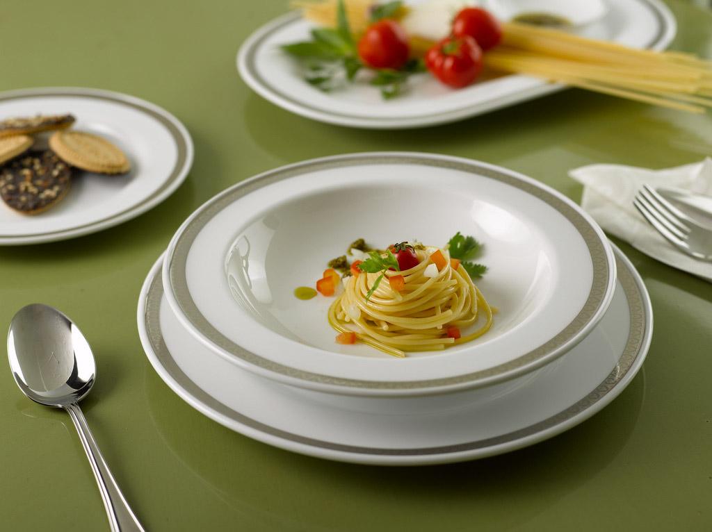 Bộ bàn ăn 30sp Sago Thiên Tuế 30018  Minh Long