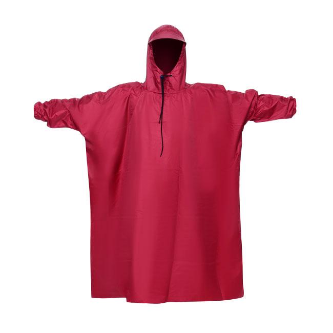 Áo mưa ( May bít) vải dù siêu nhẹ