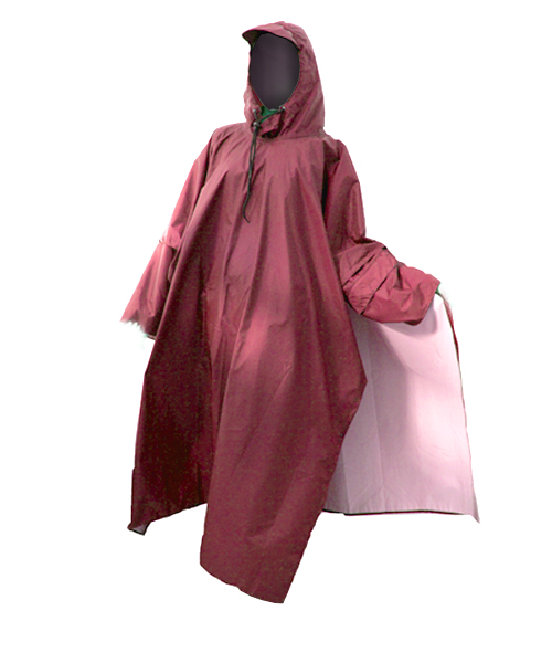 Áo mưa ( Kiểu chữ T) vải dù siêu nhẹ