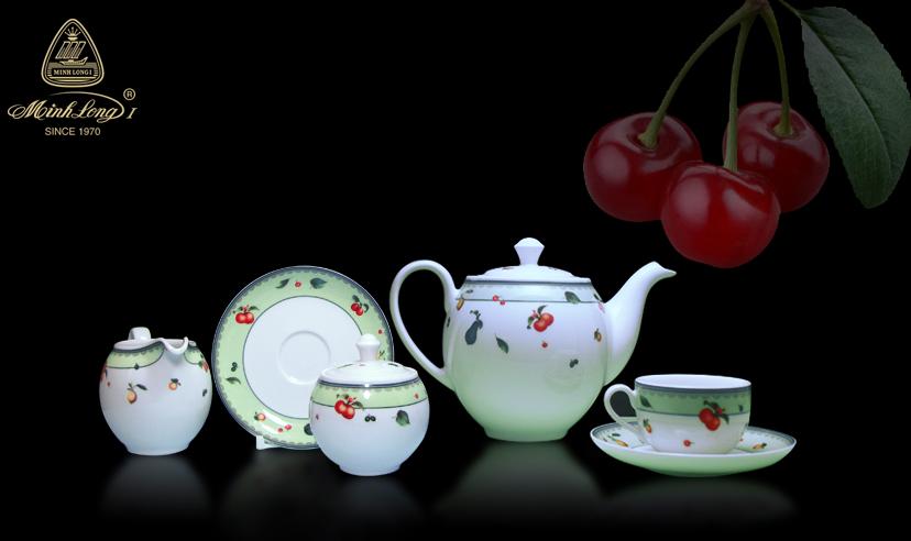 Bộ trà 1.1L Came Quả Ngọt 01113801903 Minh Long