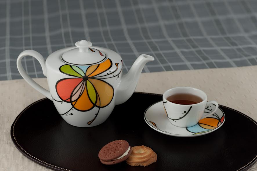 Bộ trà 0.65L Daisy Bóng Bay01655231203 Minh Long