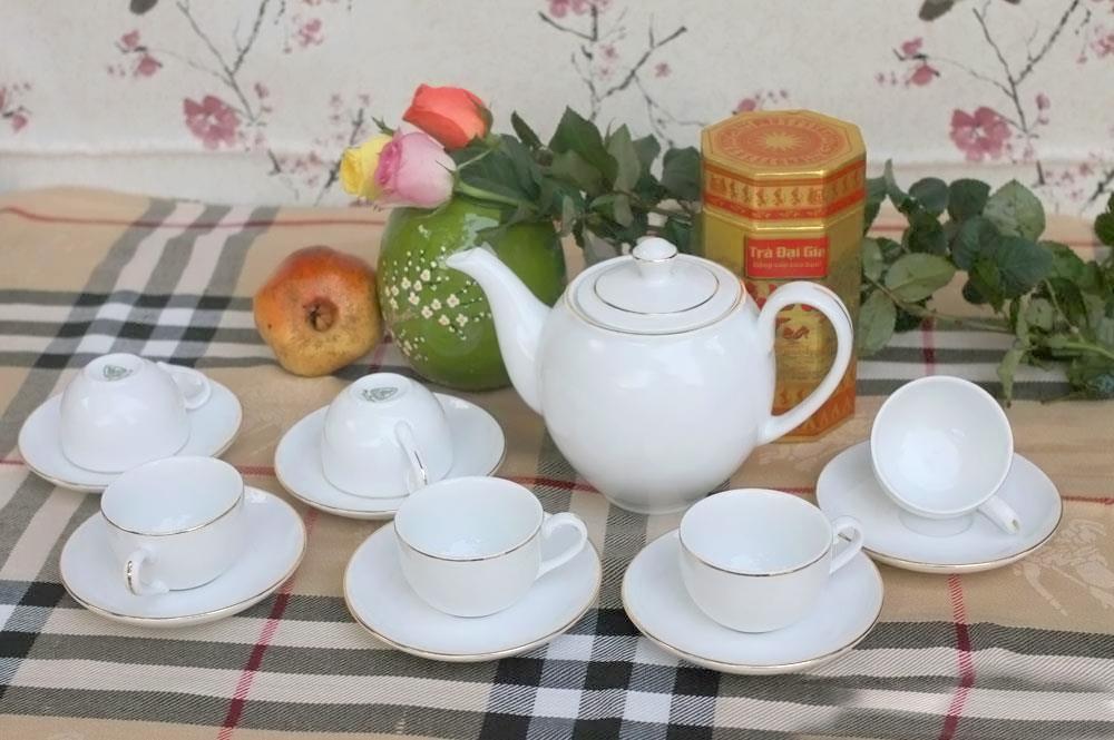 Bộ trà 0.5L Came Chỉ Vàng 01503801403 Minh Long
