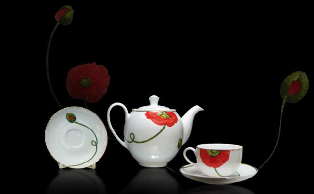 Bộ trà 0.8L Came Kết Duyên 01803813403 Minh Long