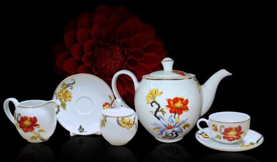 Bộ trà 1.1L Came Cát Tường 01113830203 Minh Long