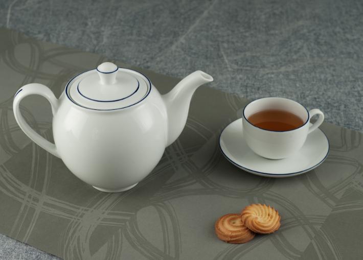 Bộ trà 0.5L Came Chỉ Xanh Dương 01503802103 Minh Long