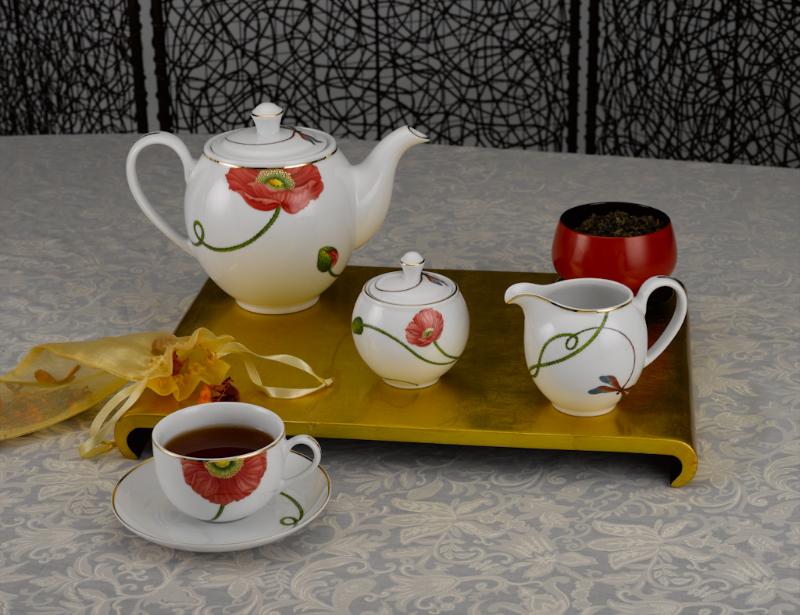 Bộ trà 1.1L Came Kết Duyên 01113813403 Minh Long
