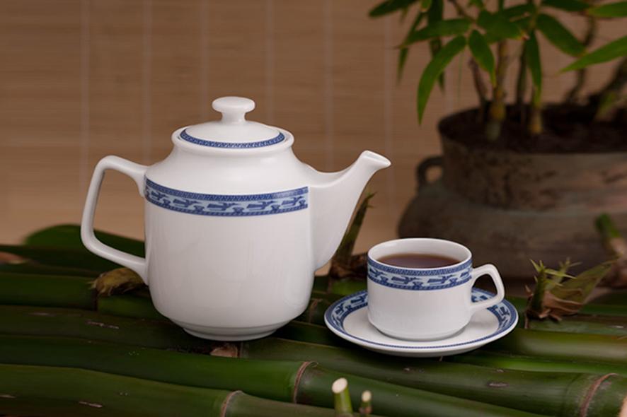 Bộ Trà 1.1L Jasmine Chim Lạc 01111138503 Minh Long