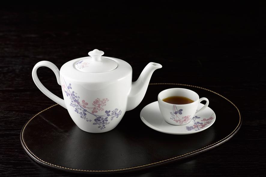 Bộ trà 0.45L Daisy Cỏ Tím01455226703 Minh Long