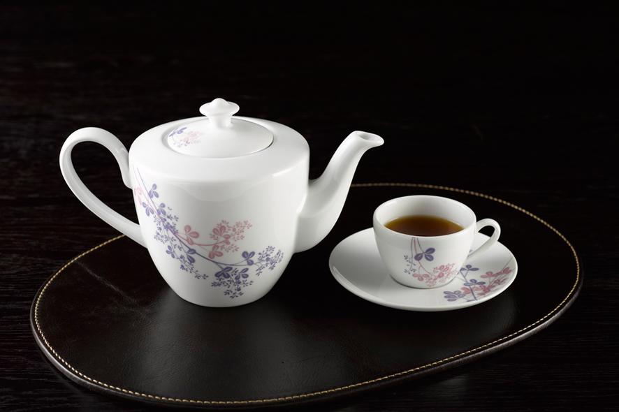 Bộ trà 0.65L Daisy Cỏ Tím 01655226703 Minh Long
