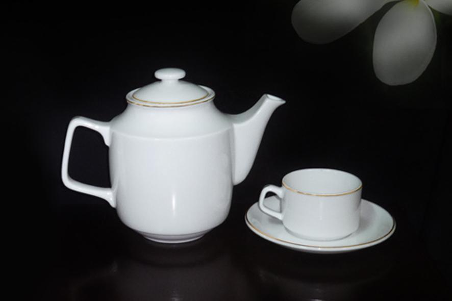 Bộ trà 1.1L Jasmine Chỉ Vàng01111101403 Minh Long