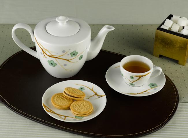 Bộ trà 0.65L Daisy Thanh Mai 01655206003 Minh Long
