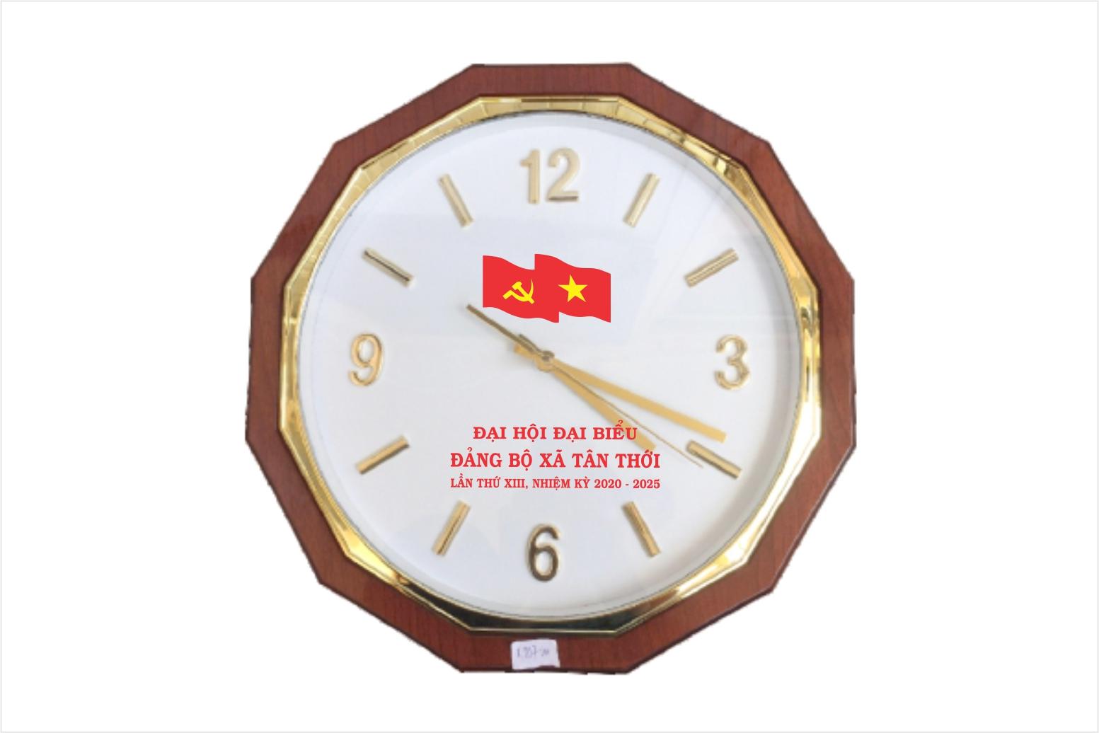 Đồng Hồ Treo Tường DHTT06