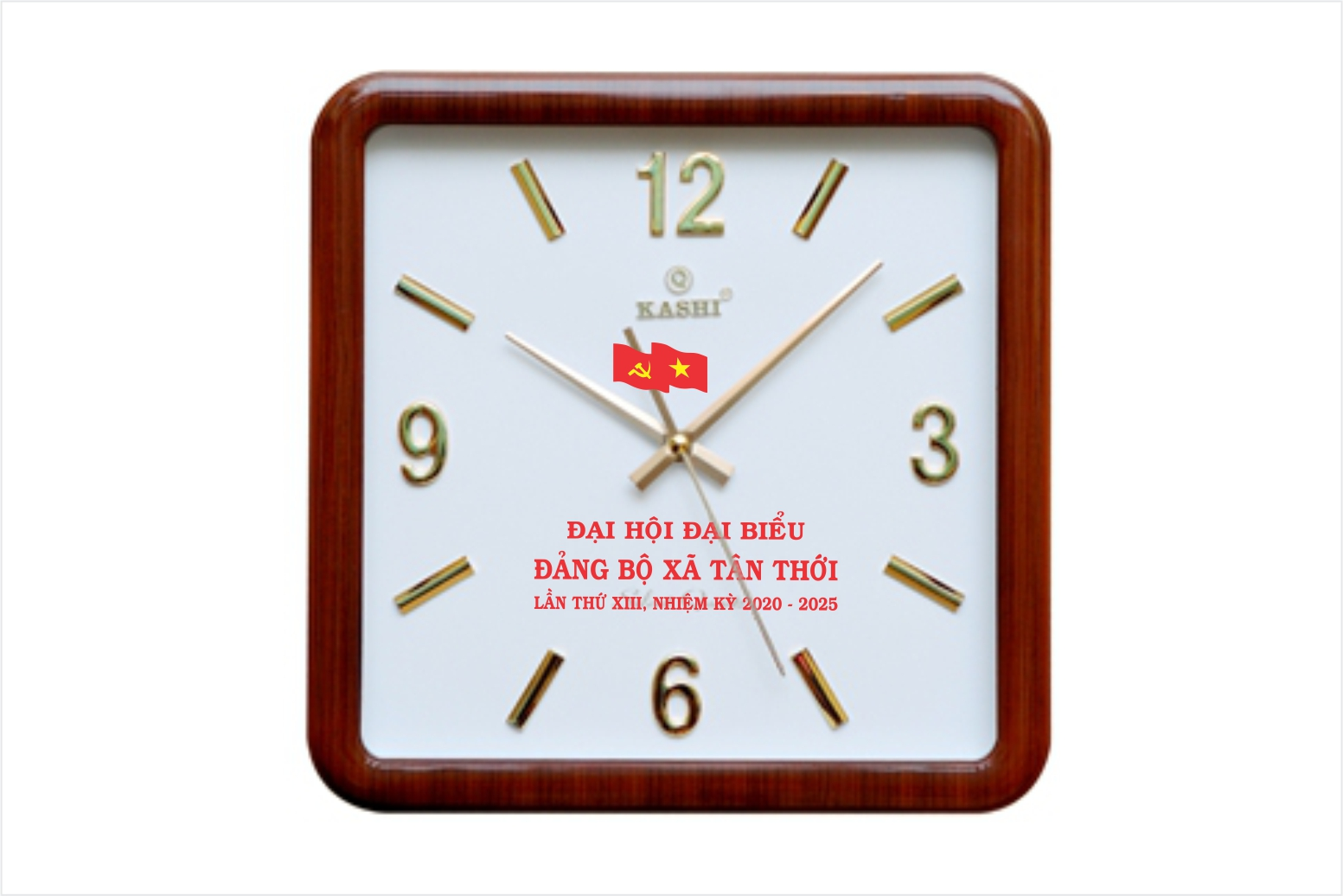 Đồng Hồ Treo Tường DHTT07