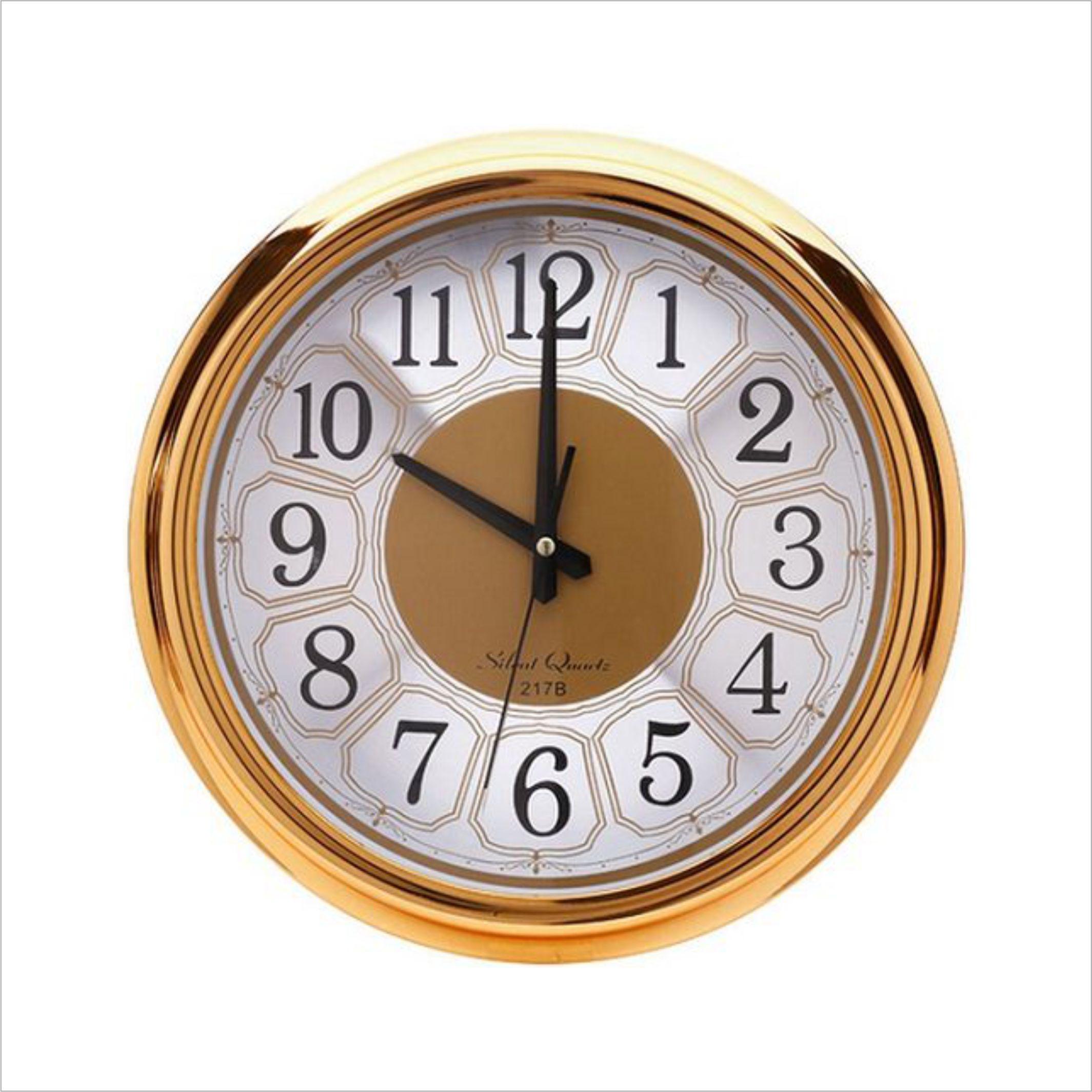 Đồng hồ treo tường DHCQ217 Classic Quartz