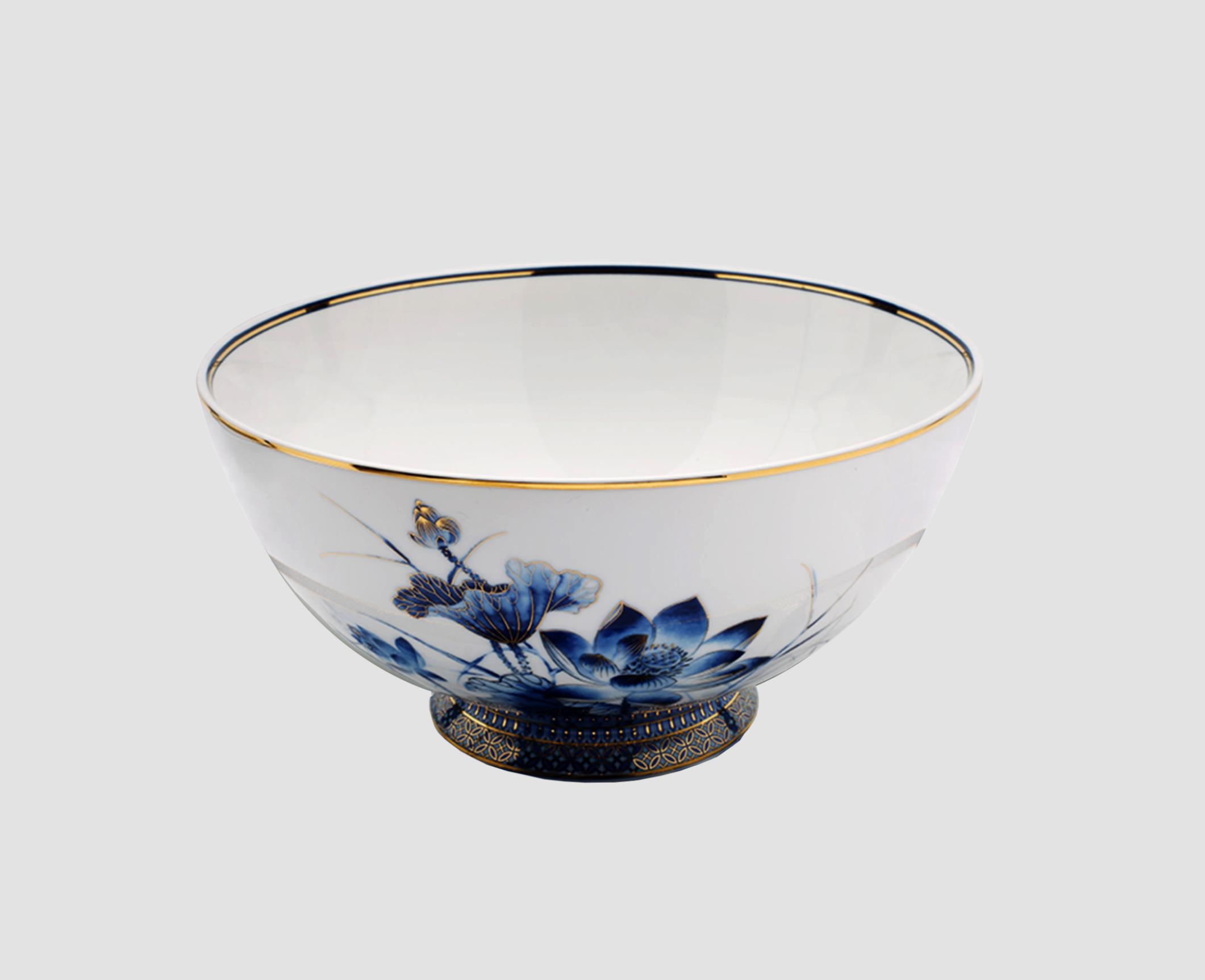 Chén Cơm 11.5cm Hoàng cung Sen Vàng 031122345 Minh Long