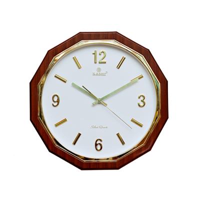 Đồng hồ treo tường DHKN107T Kashi 38cm