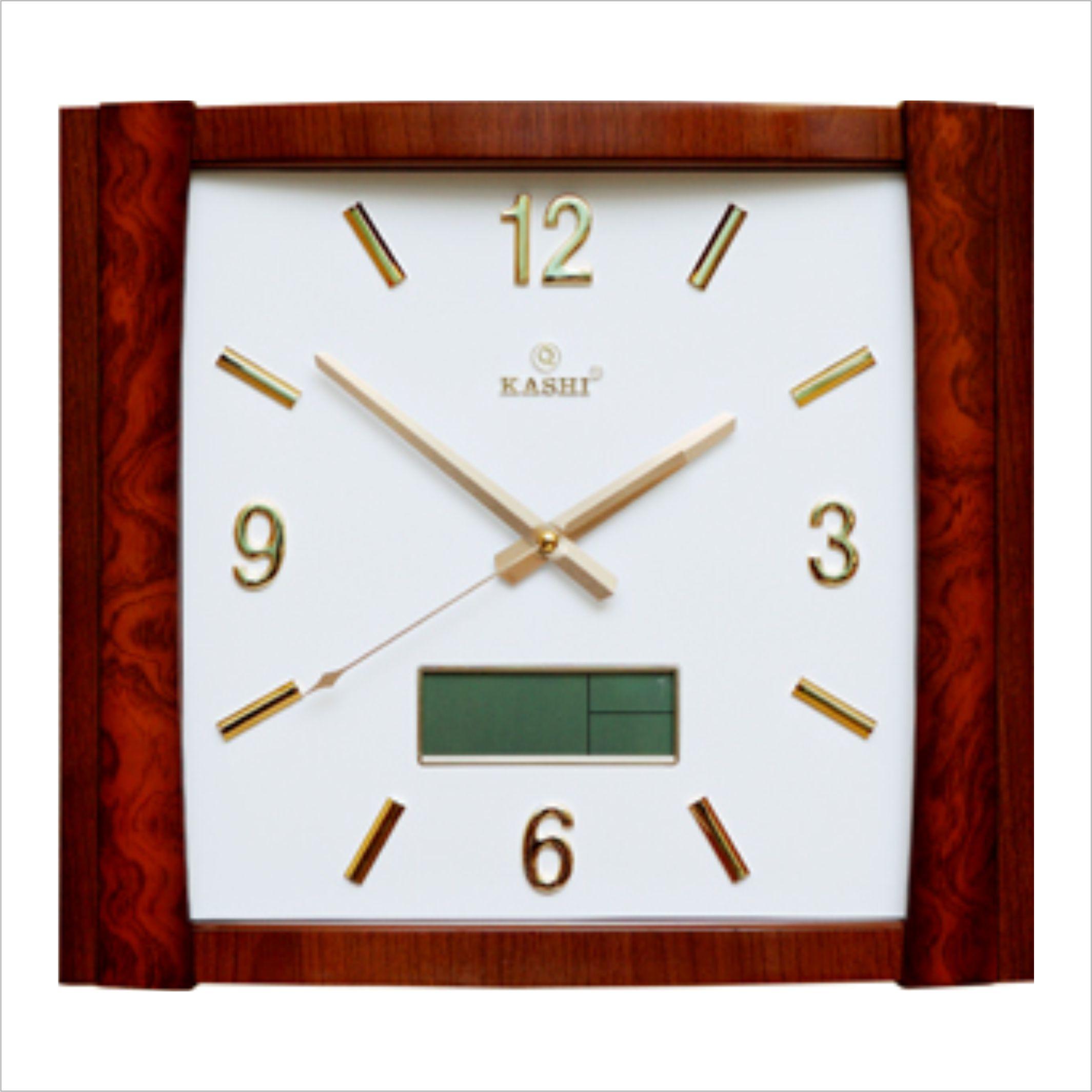 Đồng hồ treo tường DHKN217T Kashi