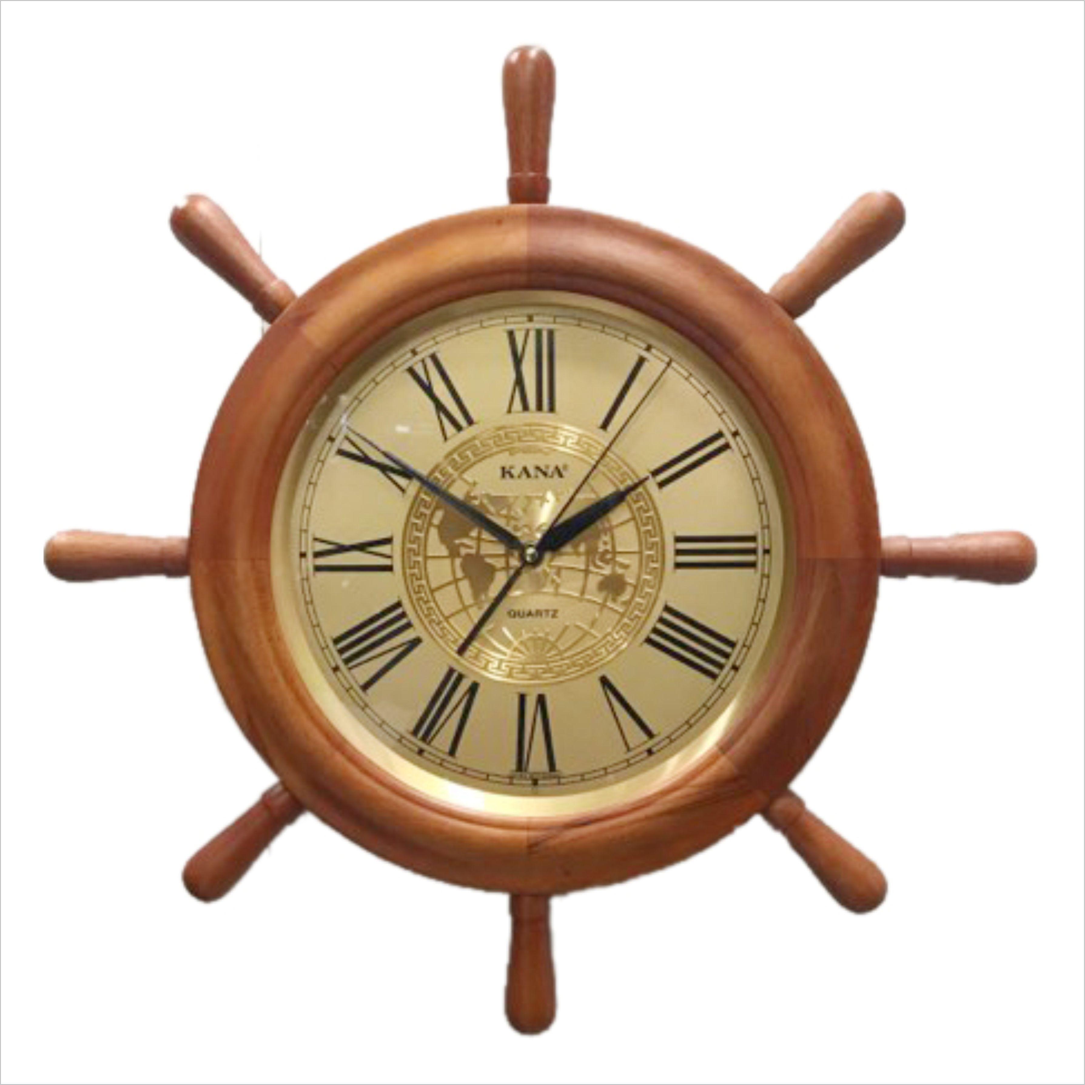 Đồng hồ treo tường DHKN33 Kashi 50cm