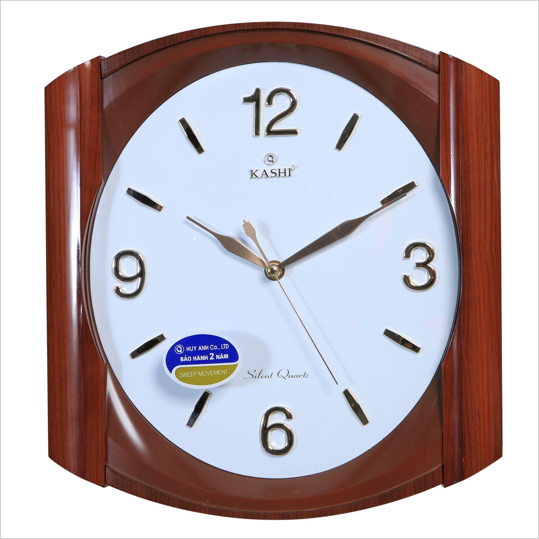 Đồng hồ treo tường DHKN47T Kashi