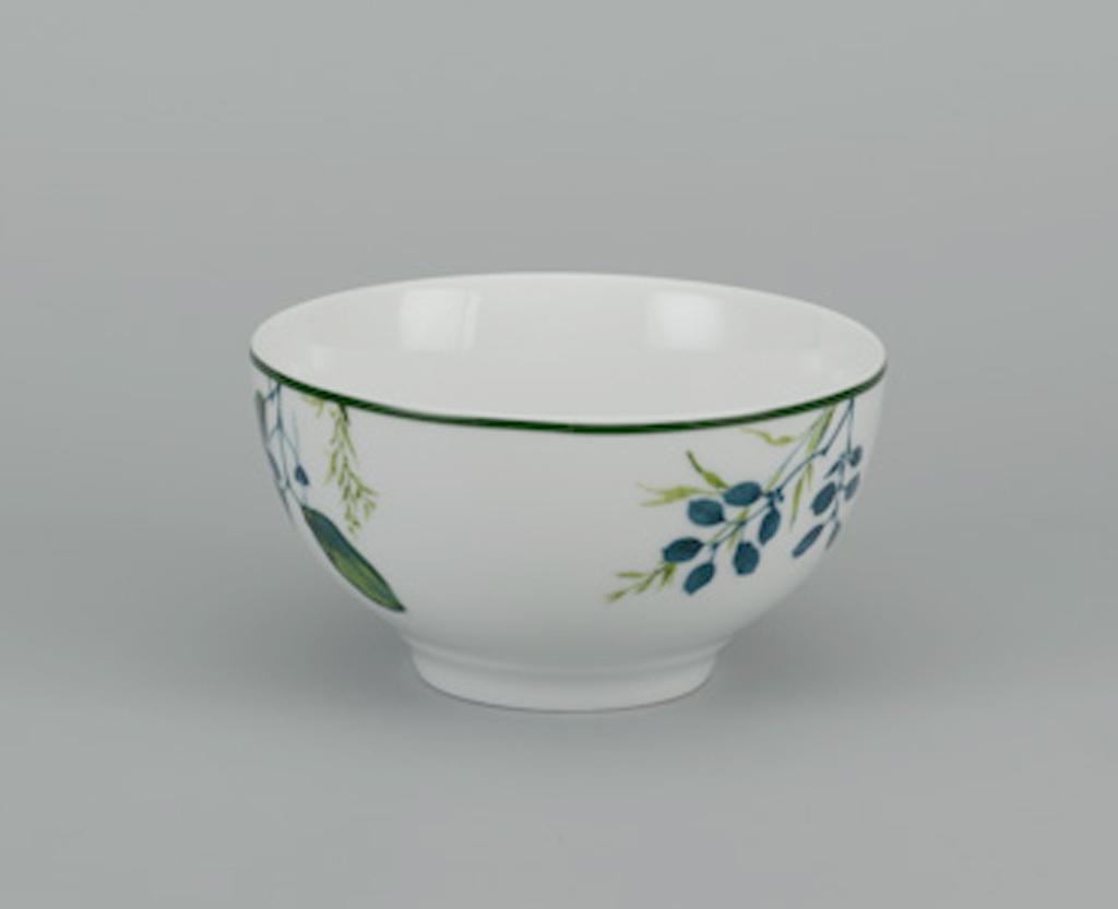 Chén cơm 12cm Camellia Lá Xanh 031219193 Minh Long
