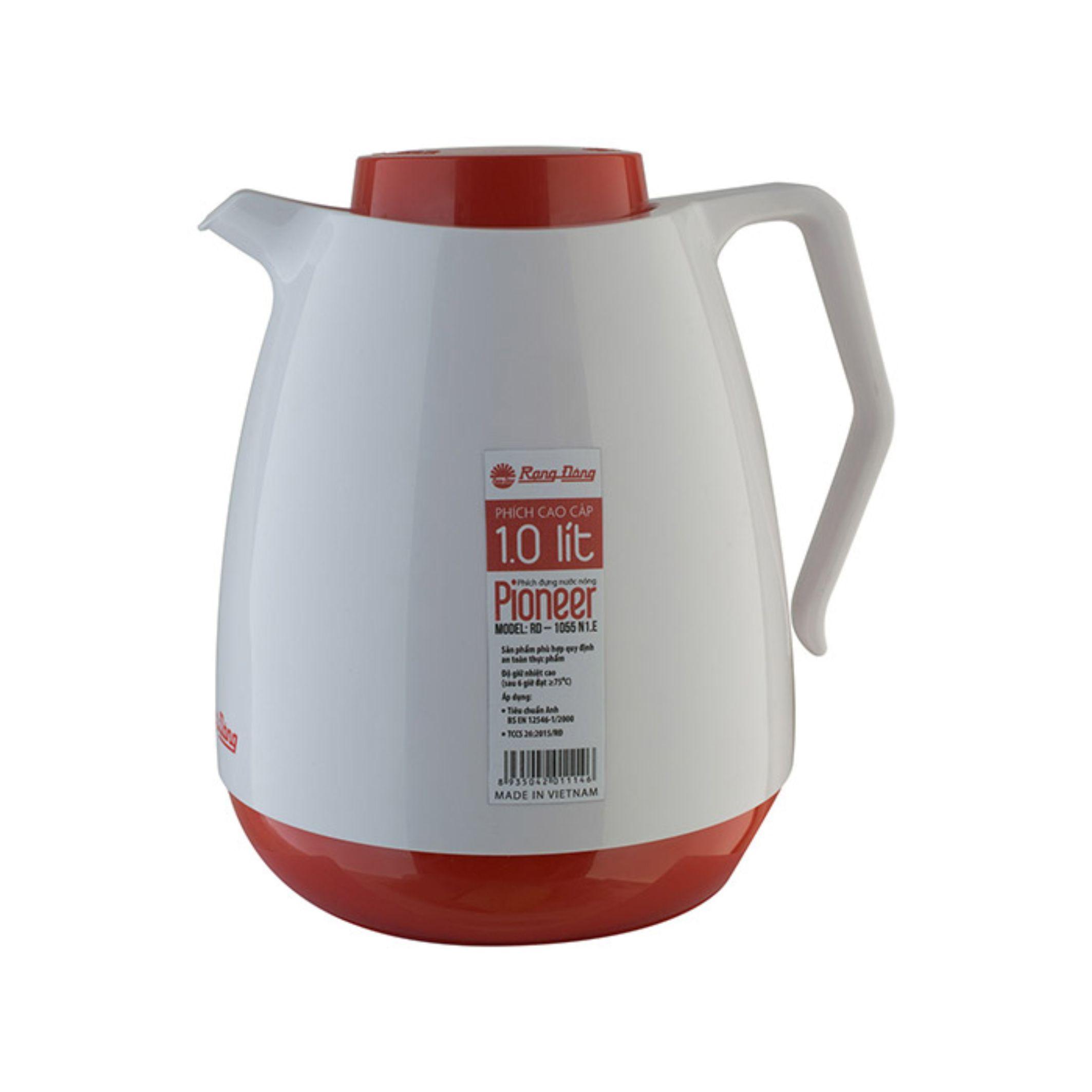 Phích pha trà Rạng Đông RD1055N1.E 1.0L