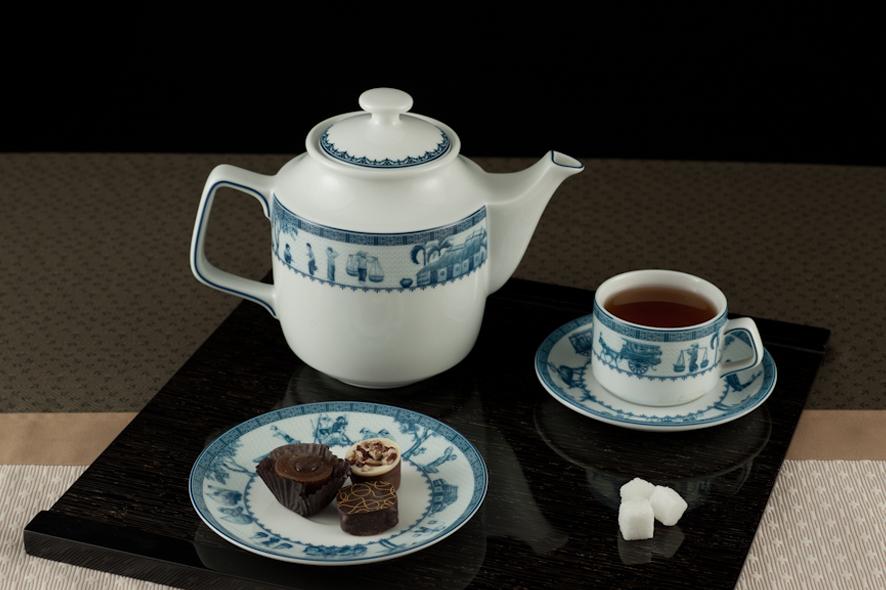 Bộ trà 0.7L Jasmine Thôn Dã 01071117903 Minh Long