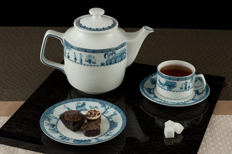 Bộ trà 1.1L Jasmine Thôn Dã 01111117903 Minh Long