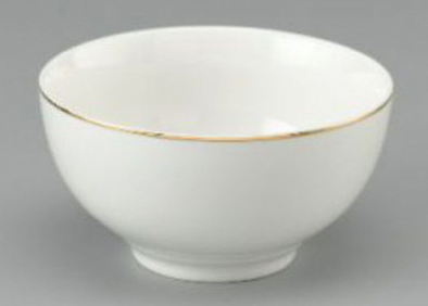 Tô 14cm Camellia Chỉ Vàng 071419014 Minh Long