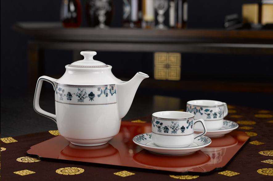 Bộ trà 0.7L Jasmine Tứ Quý 01071113303 Minh Long