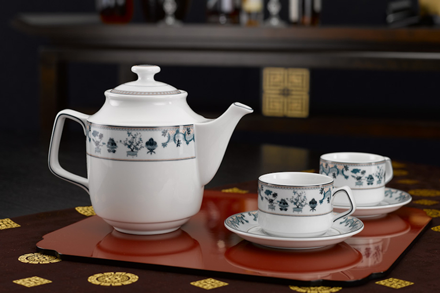 Bộ trà 1.1L Jasmine Tứ Quý01111113303Minh Long