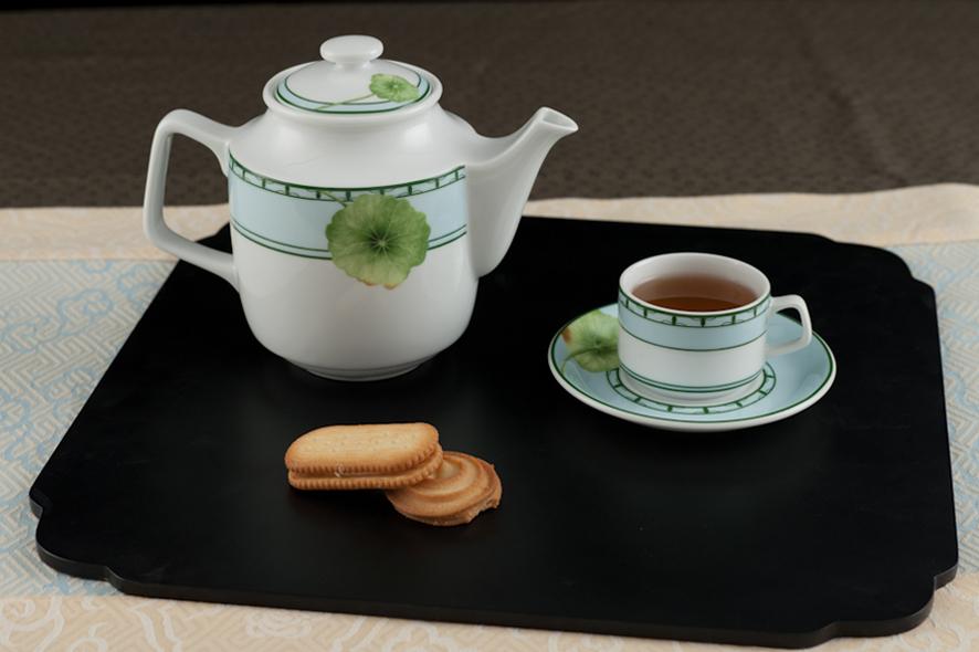 Bộ trà 0.7L Jasmine Tích Tuyết Thảo 01071131403 Minh Long