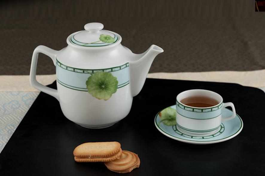 Bộ trà 1.1L Jasmine Tích Tuyết Thảo 01111131403 Minh Long
