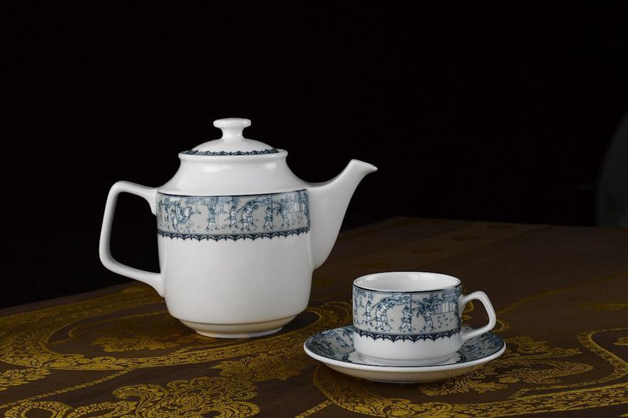 Bộ trà 0.7L Jasmine Vinh Quy Nhạt01071119703 Minh Long